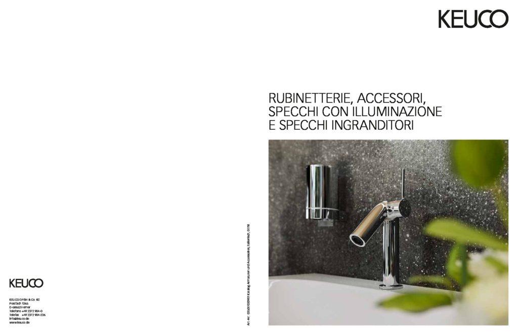 Keuco accessori da bagno mobili e rubinetteria tutto made in germany
